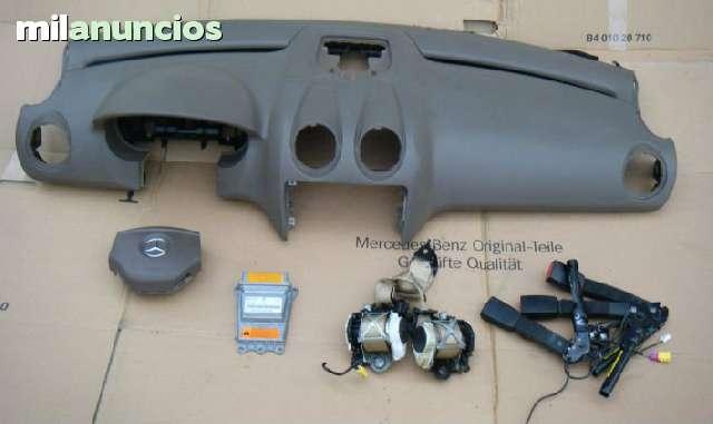 MERCEDES ML 164 KIT DE AIRBAG - foto 2