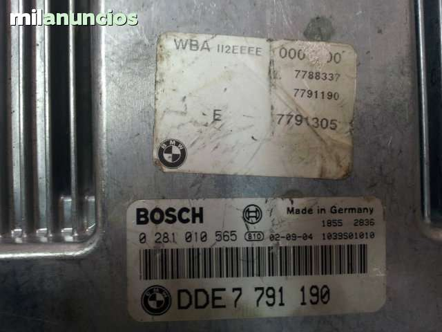 CENTRALITA BMW 320D 150CV 2004 - foto 2