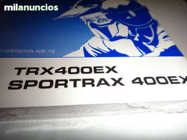 HONDA - TRX 400 EX - foto 3