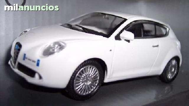 Alfa Romeo Mito Escala 1:43 De Mondomoto