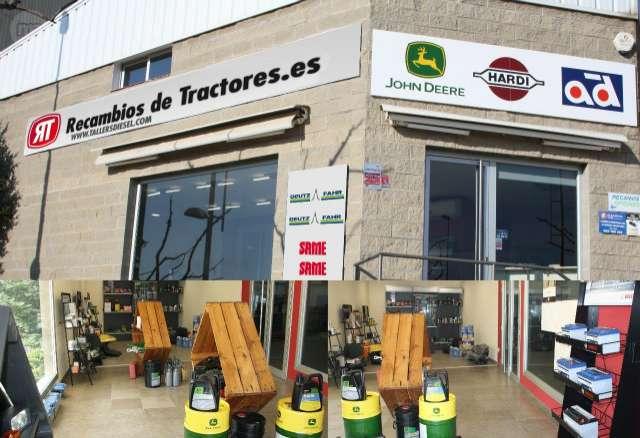TALLERS DIESEL - RECAMBIOS DE TRACTORES - foto 2
