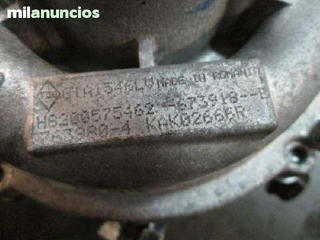 TURBO RENAULT SCENIC 1. 9 DCI 8200575462 - foto 2