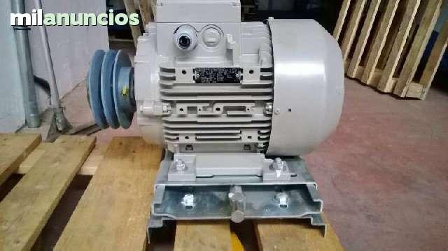 MOTOR ELECTRICO SIEMENS 6. 3 KW - foto 1