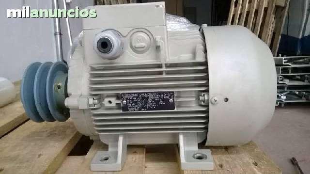 MOTOR ELECTRICO SIEMENS 2, 55 KW - foto 1