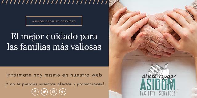 SERVICIOS A DOMICILIO Y HOSPITALES