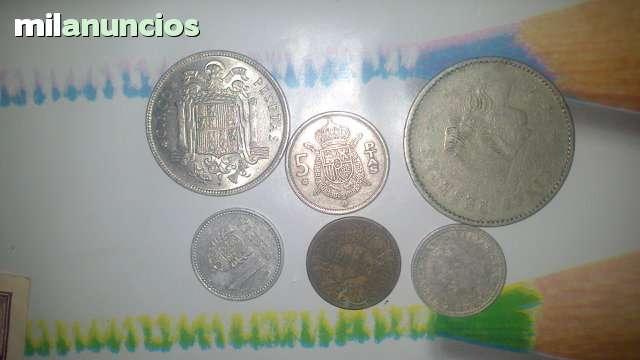 Vendo Varios Billetes Y Monedas Antiguas