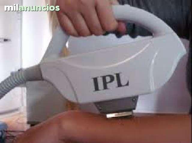 ALQUILER  MAQUINA DE FOTODEPILACION IPL - foto 3