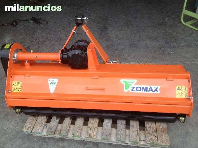 ZOMAX - DESBROZADORA TRACTOR - foto 2