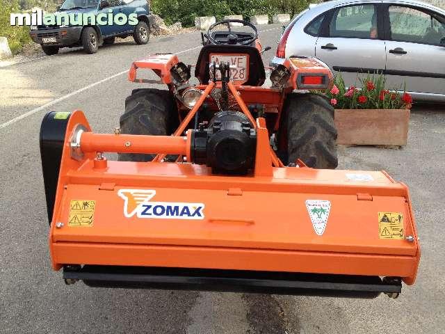 DESBROZADORA TRACTOR - EFCG-145 ZOMAX - foto 5