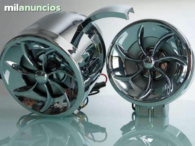 EQUIPO DE MUSICA MOTO ALARMA MP3 ALTAVOZ - foto 5