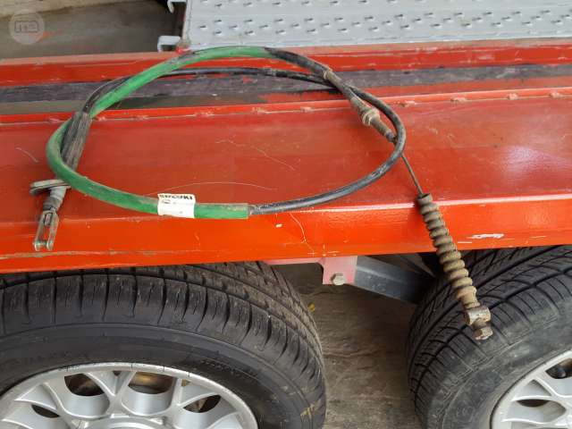 CABLE EMBRAGUE SUZUKI SAMURAI - foto 1