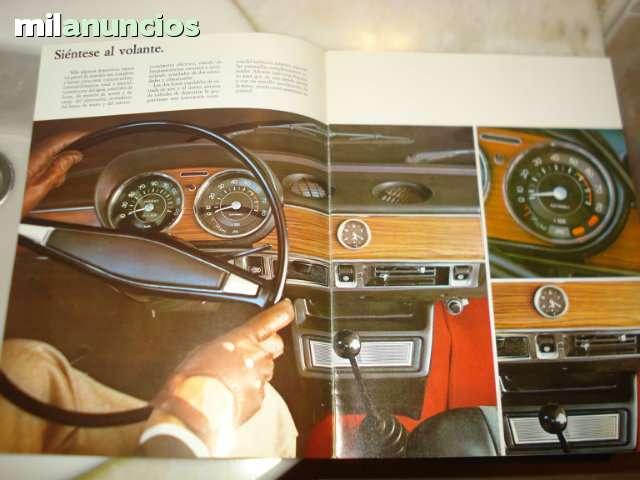 CATALOGO ORIGINAL SEAT 1430  1971 - foto 2