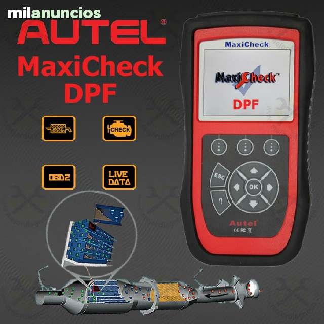 MAQ.  DE DIAGNOSIS AUTEL MAXCHECK DPF - foto 2