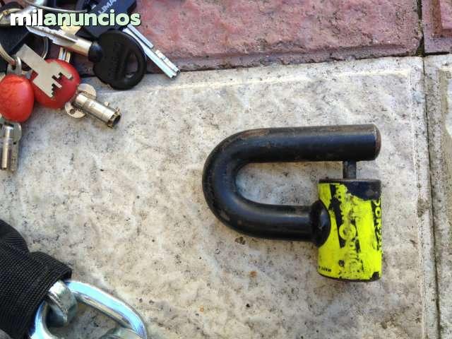 ANTIROBO A ESTRENAR, MOTO - foto 4