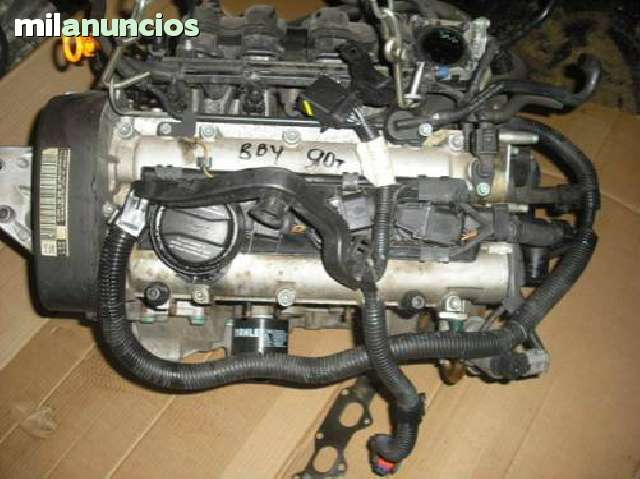MOTOR COMPLETO VW SEAT 1. 4 TIPO BBY - foto 1