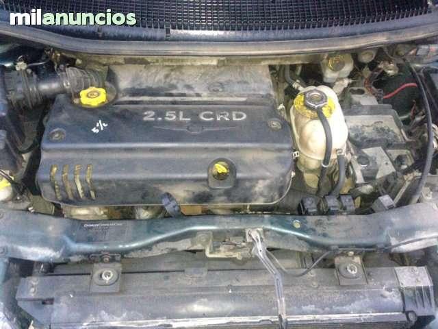 MOTOR CHRYSLER VOYAGER 2. 5CRD Y CAMBIO T - foto 1