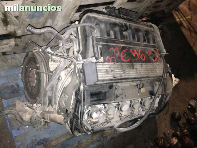 MOTOR BMW 330I E46 306S3 - foto 1