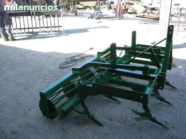 CULTIVADOR GRADA  CON RULO - foto 2