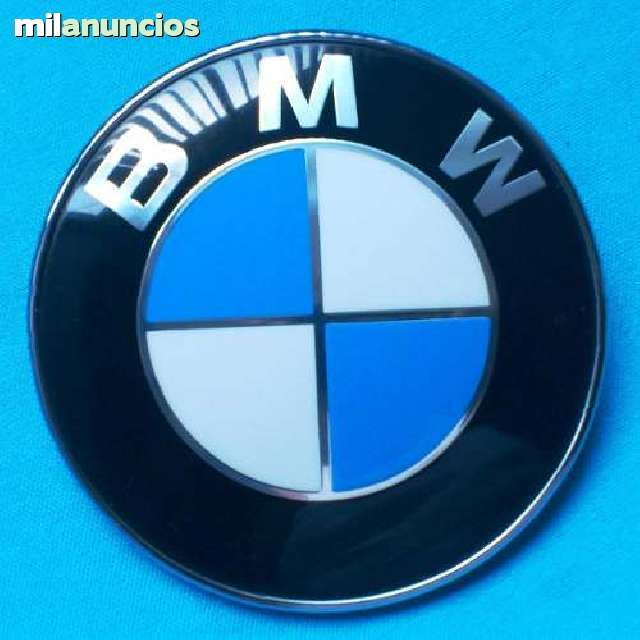 EMBLEMA BMW FRONTAL ORIGINAL NUEVO - foto 1