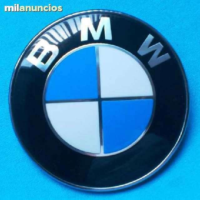EMBLEMA BMW FRONTAL Y TRASERO ORIGINAL - foto 1