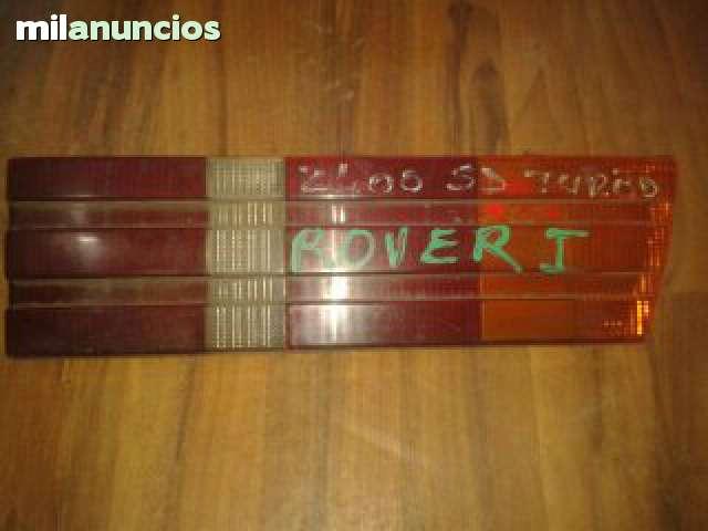 PILOTO  ROVER 2. 4 TURBO - foto 1