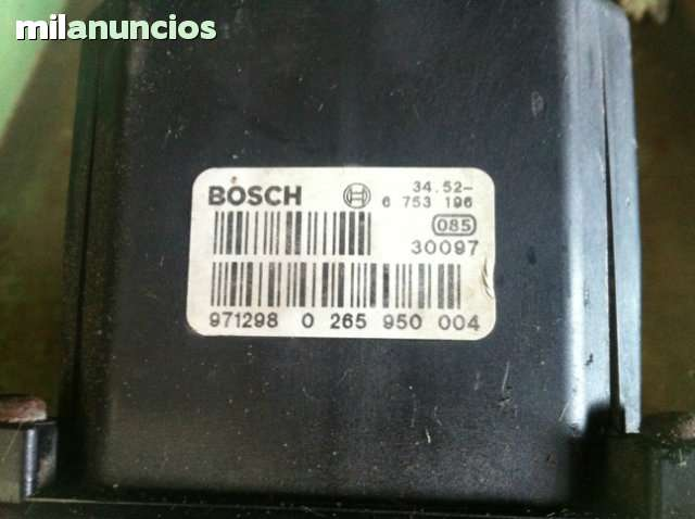 BOMBA MODULO ABS BMW X5 0265225009 - foto 3