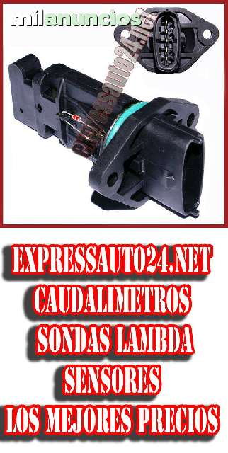 CAUDALIMETRO PEUGEOT 206 306 406 HDI - foto 1