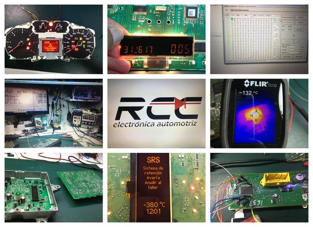 CUADRO RENAULT SCENIC P8200365608 - foto 1