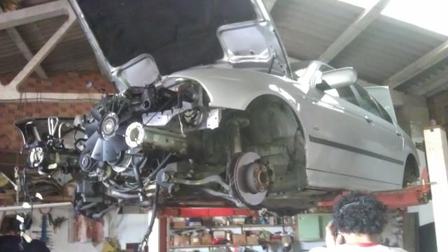 DESPIECE BMW SERIE 5  525I    530 - foto 1
