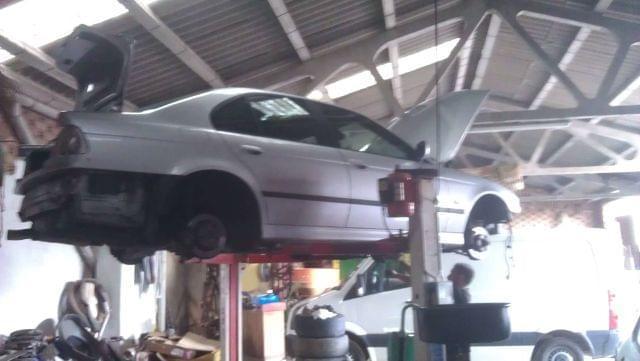 DESPIECE BMW SERIE 5  525I    530 - foto 2
