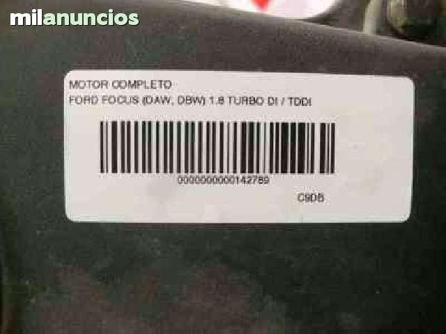 MOTOR COMPLETO FORD FOCUS C9DB - foto 2