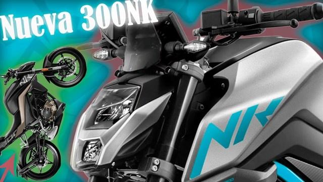 KTM-CF MOTO - 300 NK-PROXIMA NOVEDAD - foto 3