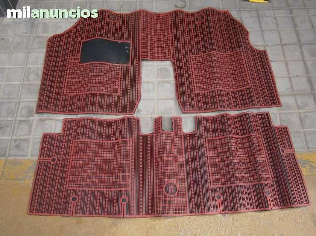 ALFOMBRILLAS GOMA SEAT RITMO NUEVAS - foto 1