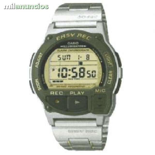 Reloj Casio A v 1 n1 t Grabador De Voz con Ofertas en