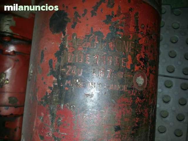 RENAULT 290 DG MOTOR DE ARRANQUE - foto 4