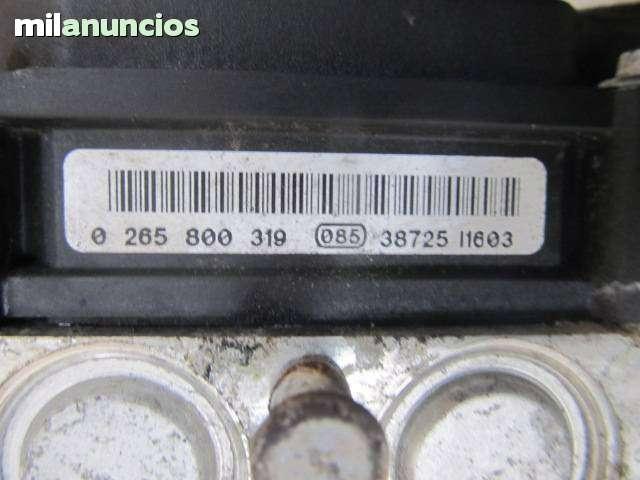 MODULO ABS NISSAN MICRA 0265231341 BOSCH - foto 3