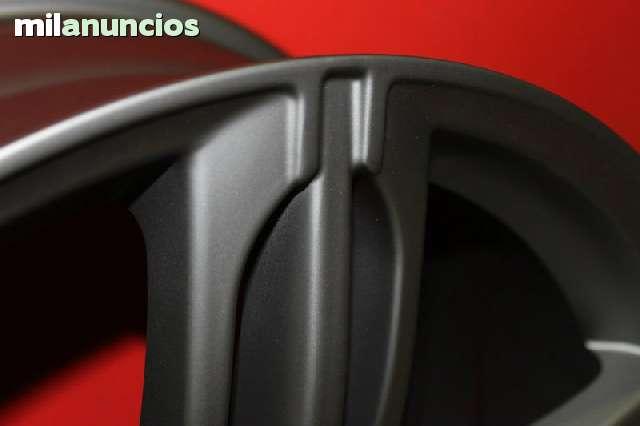 JUEGO LLANTAS RS6 GET ANTRACITA 18 - foto 2