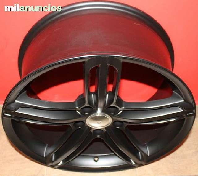 JUEGO DE LLANTAS AUDI RS6 NEW BLACK 18 - foto 4