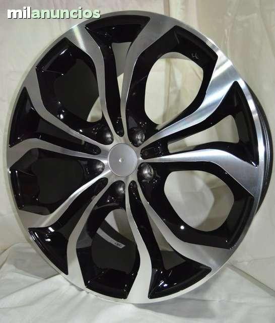 JUEGO LLANTAS BMW X5 BLACK NEW ORDER 20 - foto 1
