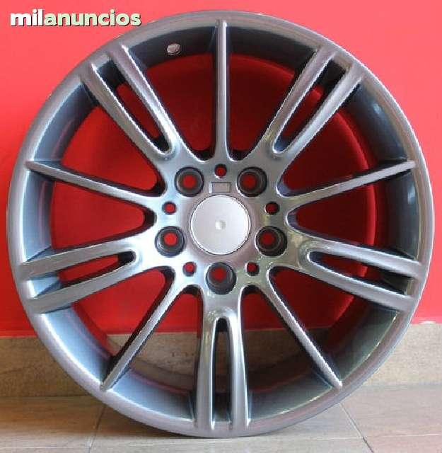 JUEGO LLANTAS BMW M SPORT GUNMETAL 18 - foto 2