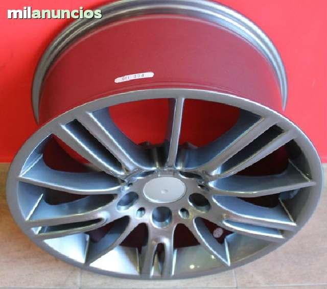 JUEGO LLANTAS BMW M SPORT GUNMETAL 18 - foto 4