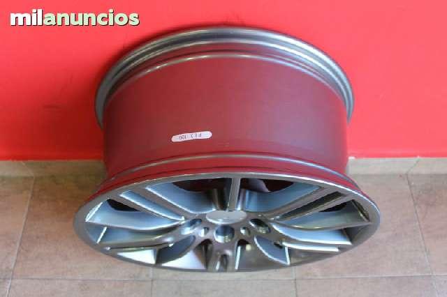 JUEGO LLANTAS BMW M SPORT GUNMETAL 18 - foto 5