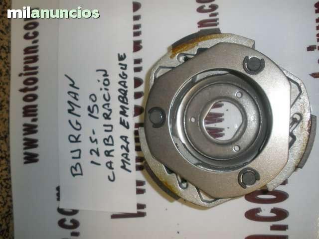 BURGMAN 125-150 EMBRAGUE (CARBURACION) - foto 1