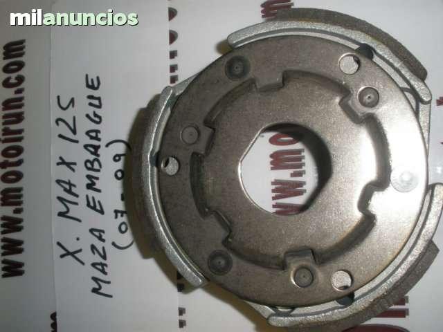 PARA X MAX 125 MAZA DE EMBRAGUE - foto 1