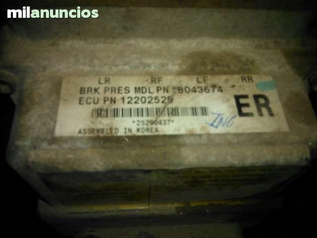 MODULO DE ABS DAEWOO KALOS 12202529 - foto 2