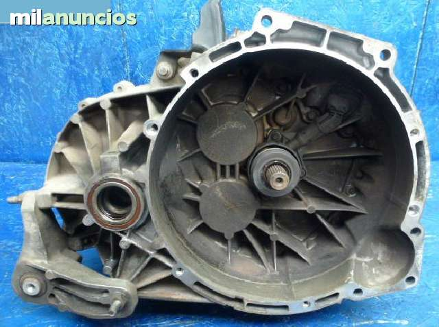 CAJA CAMBIOS FORD MONDEO 2. 0 TDCI 08 - foto 1