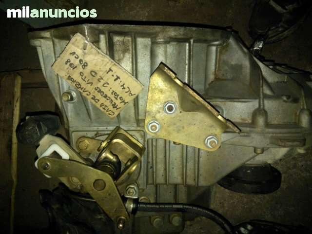 CAJA DE CAMBIOS MERCEDES VITO 108 CDI 80 - foto 1