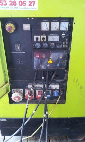 GENERADOR  GRUPO ELECTROGENO DE 150KVA - foto 3