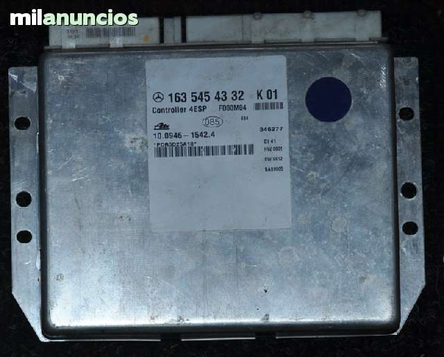 CENTRALITA ESP MERCEDES ML 1635454332 - foto 1