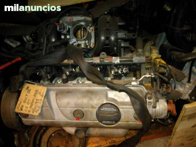 MOTOR COMPLETO VW 1. 6 GASOLINA AEE - foto 1